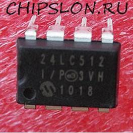 24LC512 I/P